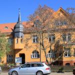Probstheida, Pfarrhaus