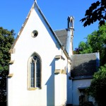 Püchau, Friedhofskapelle