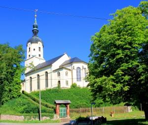 Püchau, Ev. Peterskirche