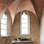 Querfurt, Burgkirche, Grabtumba