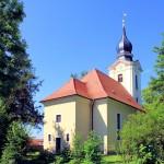 Quesitz, Ev. Pfarrkirche