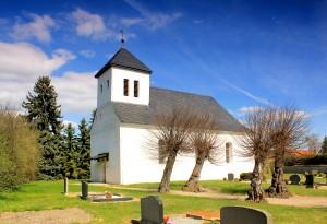 Reibitz, Ev. Pfarrkirche