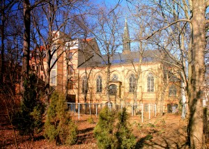 Reudnitz-Thonberg, Kath. St. Laurentiuskirche