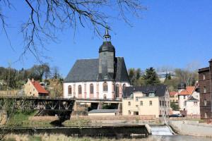 Rochlitz, Ev. St. Petrikirche