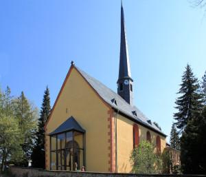 Rochsburg, Ev. Pfarrkirche