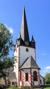 Roda, Ev. Pfarrkirche