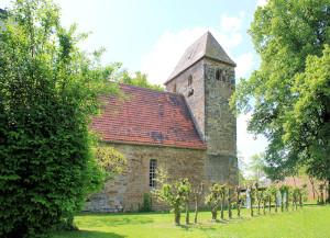 Röcken, Ev. Kirche