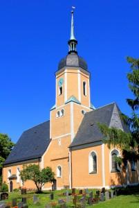 Röcknitz, Ev. St. Nikolauskirche
