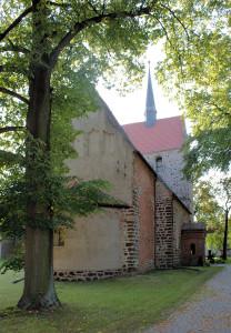 Rösa, Ev. Kirche