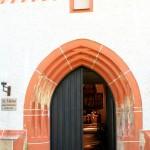 Rötha, Ev. Marienkirche, Portal