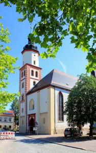 Rötha, Ev. Stadtkirche St. Georg