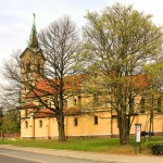 Roitzsch, Kath. Herz-Jesu-Kirche