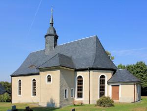 Rothenfurth, Ev. Pfarrkirche