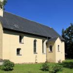Sachsenburg, Ev. Pfarrkirche