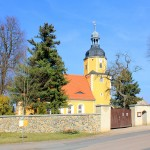 Sachsendorf, Ev. Pfarrkirche