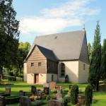 Sayda, Ev. Begräbniskirche (Hospitalkirche)