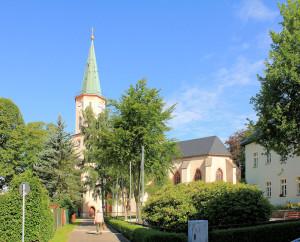 Sayda, Ev. Stadtkirche St. Marien