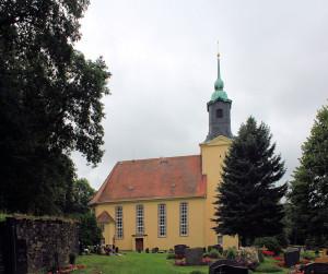 Schellenberg, Ev. Pfarrkirche