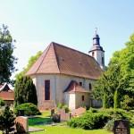Schkeitbar, Ev. Pfarrkirche