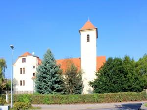Schkeuditz, Kath. Kirche