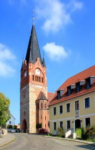Schkeuditz, Ev. Stadtkirche St. Albanus