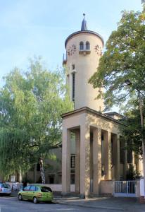 Schleußig, Ev. Bethanienkirche