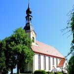 Schönbach, Ev. Pfarrkirche