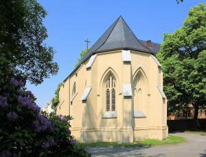 Friedhofskapelle Schönefeld