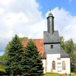 Schönerstädt, Ev. Pfarrkirche