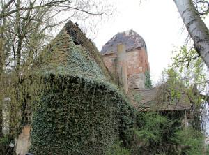 Schrenz, Ev. Kirche