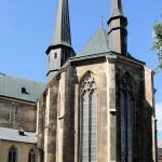 Schulpforte, ehem. Klosterkirche, Chor