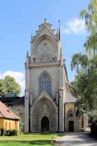 Schulpforte, ehem. Klosterkirche St. Maria