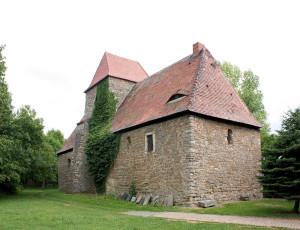 Seeburg, Ev. Kirche St. Nikolai