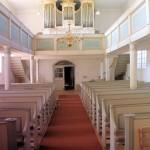 Seifertshain, Ev. Pfarrkirche, Orgel
