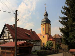 Silbitz, Ev. Kirche