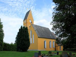 Simselwitz, Ev. Pfarrkirche