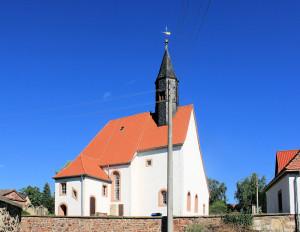 Sitten, Ev. Pfarrkirche