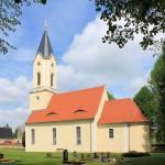 Sörnewitz, Ev. Pfarrkirche
