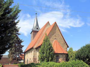 Sollnitz, Ev. Kirche