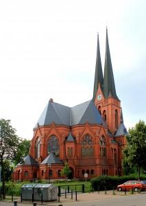 Chemnitz-Sonnenberg, Ev. Markuskirche