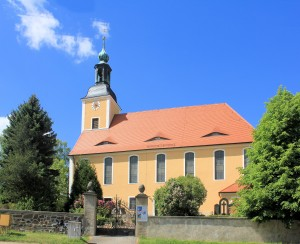 Sornzig, Ev. Pfarrkirche