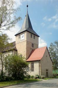 Spielberg, Ev. Kirche St. Martin