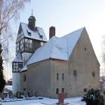 Spora, Ev. Kirche