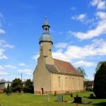 Spröda, Ev. Pfarrkirche