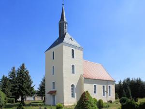 Stehla, Ev. Pfarrkirche