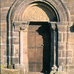 Steinbach, Ev. Kirche, Portal