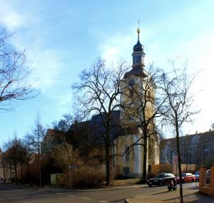 Stötteritz, Marienkirche