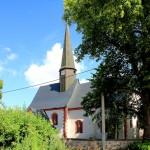 Syhra, Ev. Pfarrkirche