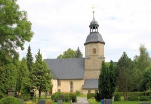 Tannenberg, Ev. Christophoruskirche