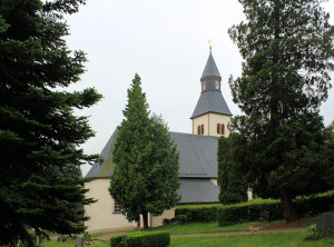 Taura, Ev. Moritzkirche